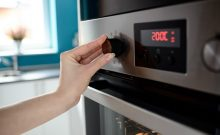 self cleaning oven dangers