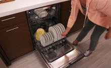 whirlpool dishwasher doesn't dry