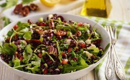 best wild rice salad recipe