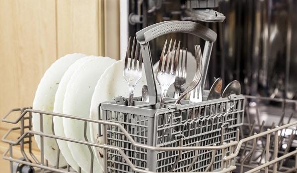 how to load a kitchenaid dishwasher