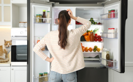 frigidaire refrigerator isn't getting cold enough