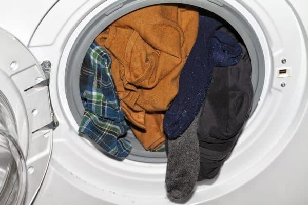 front load samsung washing machine leaking